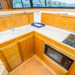 is a Riviera 48 Convertible Yacht For Sale in San Diego-17