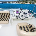 The Lounge is a Navigator 44 Pilothouse Yacht For Sale in San Diego-5