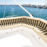 The Lounge is a Navigator 44 Pilothouse Yacht For Sale in San Diego-7