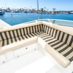 The Lounge is a Navigator 44 Pilothouse Yacht For Sale in San Diego-8
