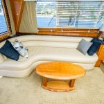 The Lounge is a Navigator 44 Pilothouse Yacht For Sale in San Diego-14