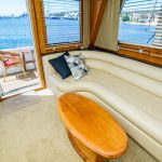 The Lounge is a Navigator 44 Pilothouse Yacht For Sale in San Diego-15
