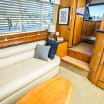 The Lounge is a Navigator 44 Pilothouse Yacht For Sale in San Diego-16