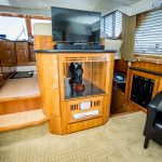 The Lounge is a Navigator 44 Pilothouse Yacht For Sale in San Diego-18