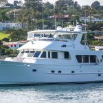 Human Holiday is a Outer Reef Yachts 650 MY Yacht For Sale in San Diego-37