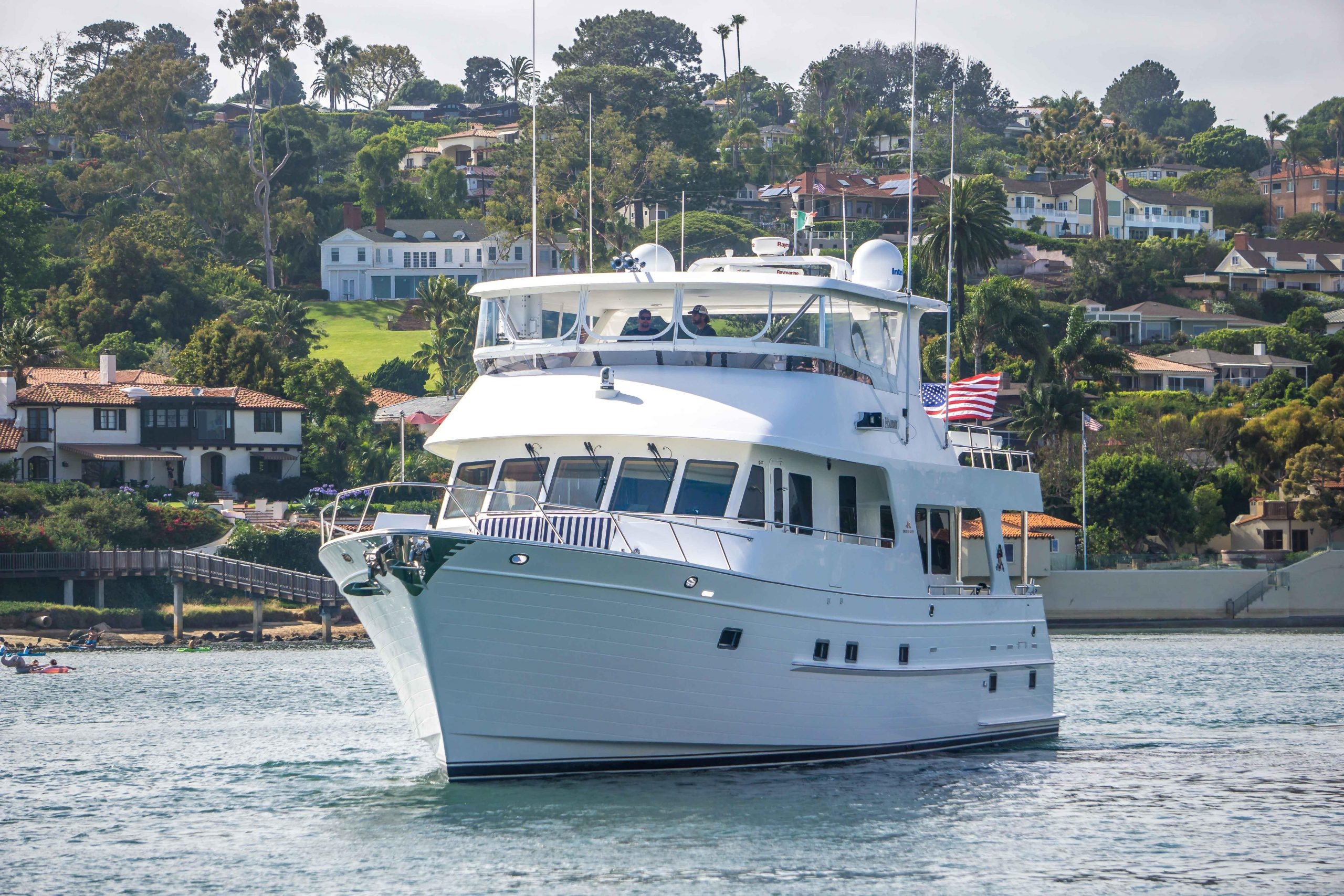 Human Holiday is a Outer Reef Yachts 650 MY Yacht For Sale in San Diego-0