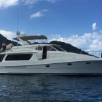 Moving to San Diego is a McKinna 57 Pilothouse Yacht For Sale in San Diego-0