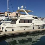 Moving to San Diego is a McKinna 57 Pilothouse Yacht For Sale in San Diego-3