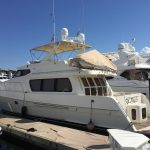 Moving to San Diego is a McKinna 57 Pilothouse Yacht For Sale in San Diego-4