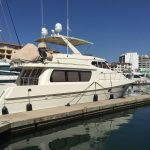 Moving to San Diego is a McKinna 57 Pilothouse Yacht For Sale in San Diego-5