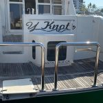 Moving to San Diego is a McKinna 57 Pilothouse Yacht For Sale in San Diego-10