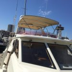 Moving to San Diego is a McKinna 57 Pilothouse Yacht For Sale in San Diego-12