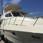 Moving to San Diego is a McKinna 57 Pilothouse Yacht For Sale in San Diego-9