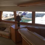 Moving to San Diego is a McKinna 57 Pilothouse Yacht For Sale in San Diego-31