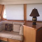 Moving to San Diego is a McKinna 57 Pilothouse Yacht For Sale in San Diego-33