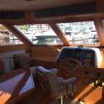 Moving to San Diego is a McKinna 57 Pilothouse Yacht For Sale in San Diego-37