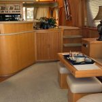 Moving to San Diego is a McKinna 57 Pilothouse Yacht For Sale in San Diego-26