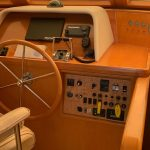 Moving to San Diego is a McKinna 57 Pilothouse Yacht For Sale in San Diego-39