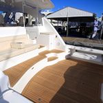 is a Hatteras GT45X Yacht For Sale in San Diego-5