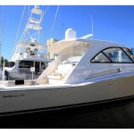is a Hatteras GT45X Yacht For Sale in San Diego-2