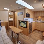 is a Hatteras GT45X Yacht For Sale in San Diego-8