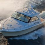 is a Hatteras GT45X Yacht For Sale in San Diego-17