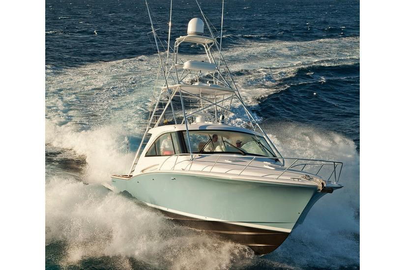 is a Hatteras GT45X Tower Yacht For Sale in San Diego-0