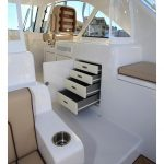 is a Hatteras GT45X Tower Yacht For Sale in San Diego-8
