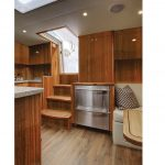 is a Hatteras GT45X Tower Yacht For Sale in San Diego-12