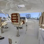 is a Hatteras GT45X Tower Yacht For Sale in San Diego-7