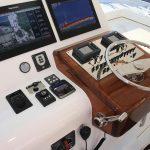 is a Hatteras GT45X Tower Yacht For Sale in San Diego-6