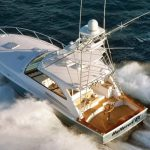 is a Hatteras GT45X Tower Yacht For Sale in San Diego-1