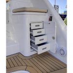 is a Hatteras GT45X Open Yacht For Sale in San Diego-2