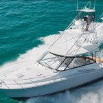 is a Hatteras GT45X Open Yacht For Sale in San Diego-11