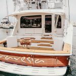 is a Hatteras 68 Convertible Yacht For Sale in Cabo San Lucas-9