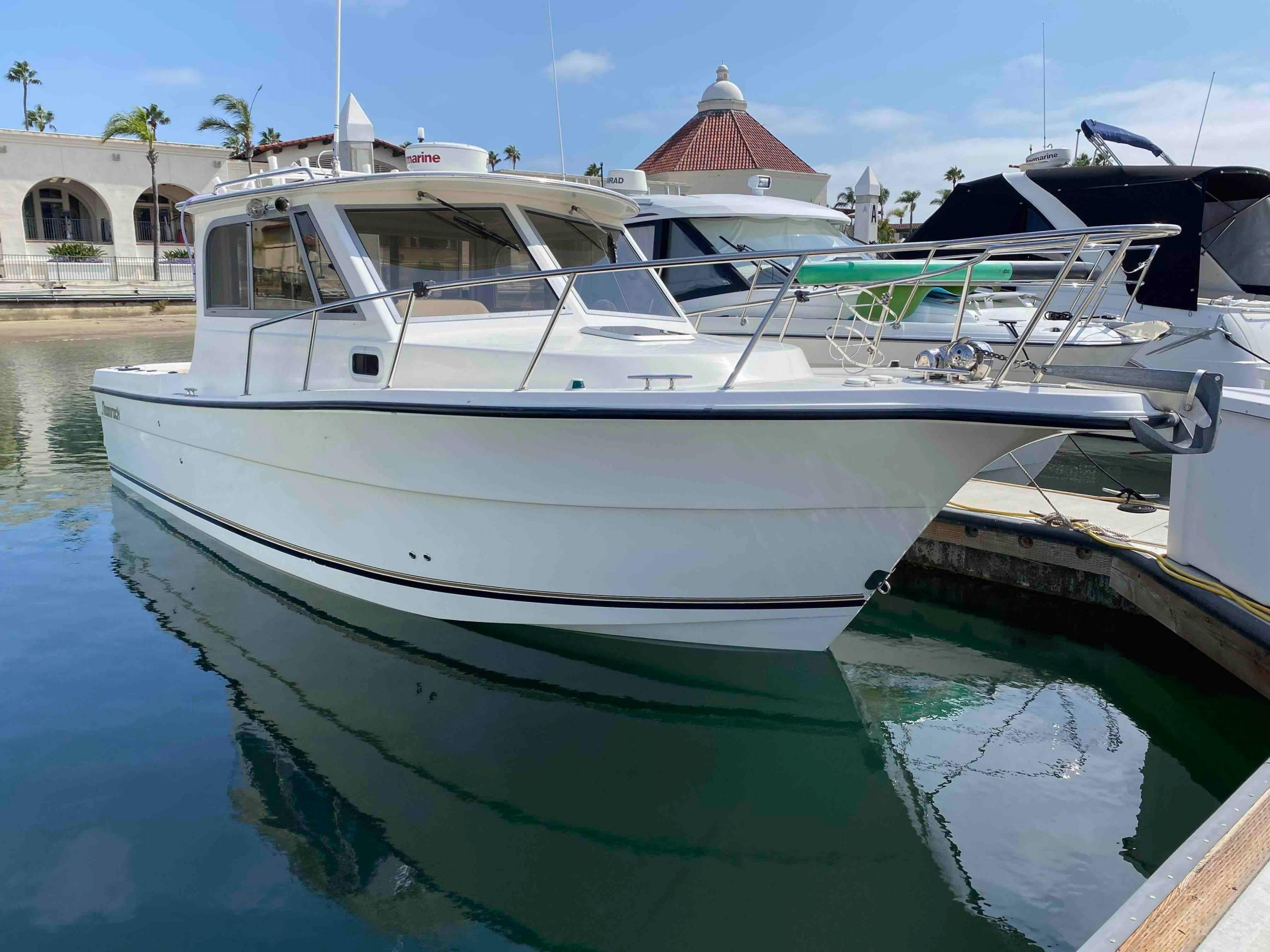 HIGH GROSS is a Shamrock 270 Mackinaw Yacht For Sale in San Diego-0