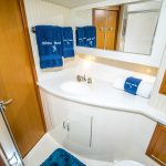 WHITE MARLIN is a Cabo Flybridge Yacht For Sale in San Diego-31