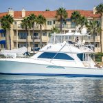 Sababa is a Viking 61 Convertible Yacht For Sale in Oxnard-5
