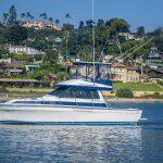 is a Mediterranean 38 SPORTFISHER Yacht For Sale in San Diego-31