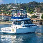 is a Mediterranean 38 SPORTFISHER Yacht For Sale in San Diego-4