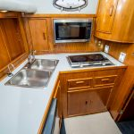is a Mediterranean 38 SPORTFISHER Yacht For Sale in San Diego-13