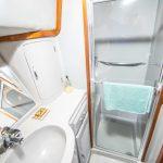is a Mediterranean 38 SPORTFISHER Yacht For Sale in San Diego-16