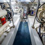 is a Mediterranean 38 SPORTFISHER Yacht For Sale in San Diego-30