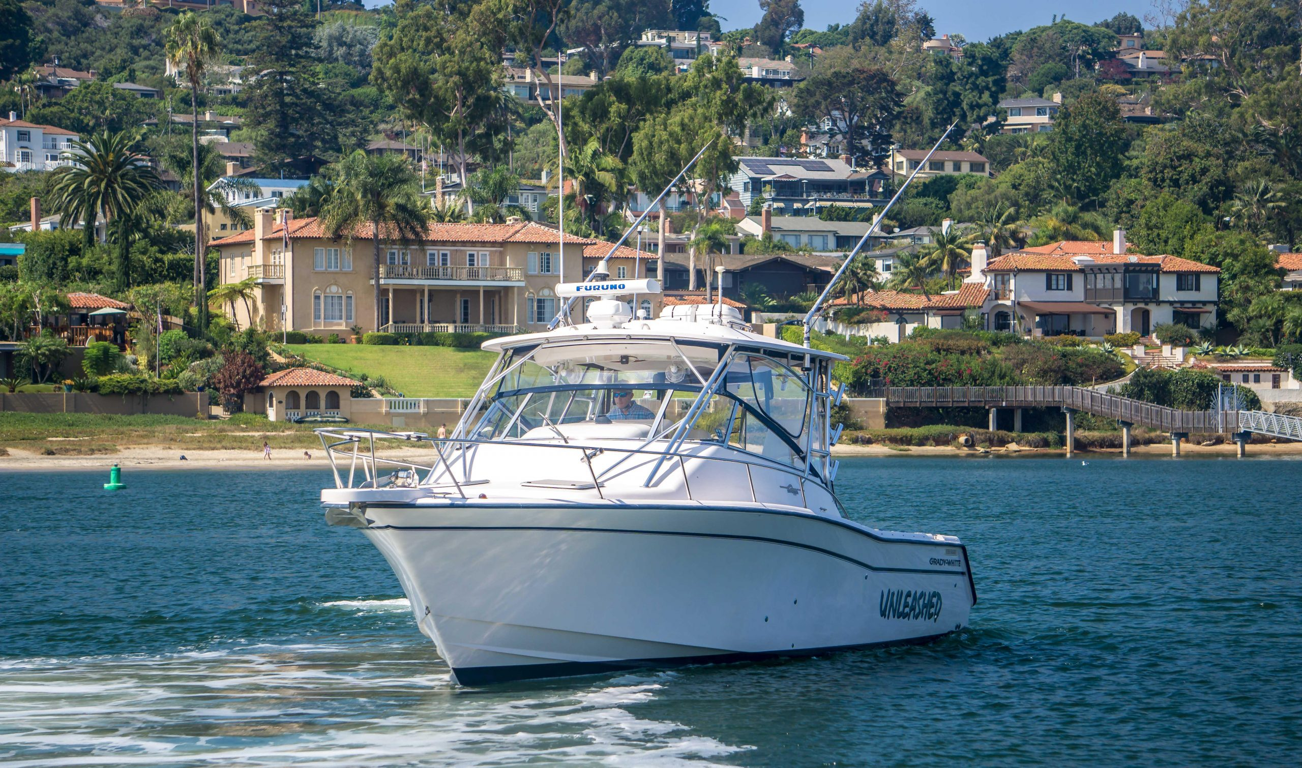 UNLEASHED is a Grady-White Express 330 Yacht For Sale in San Diego-0