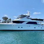 NAUTI BUOYS is a Ocean Alexander 80 Cockpit Motoryacht Yacht For Sale in San Diego-55
