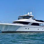 NAUTI BUOYS is a Ocean Alexander 80 Cockpit Motoryacht Yacht For Sale in San Diego-1