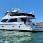 NAUTI BUOYS is a Ocean Alexander 80 Cockpit Motoryacht Yacht For Sale in San Diego-56