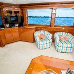 NAUTI BUOYS is a Ocean Alexander 80 Cockpit Motoryacht Yacht For Sale in San Diego-10