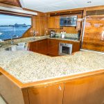 NAUTI BUOYS is a Ocean Alexander 80 Cockpit Motoryacht Yacht For Sale in San Diego-13
