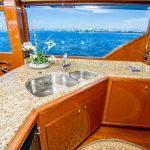 NAUTI BUOYS is a Ocean Alexander 80 Cockpit Motoryacht Yacht For Sale in San Diego-15